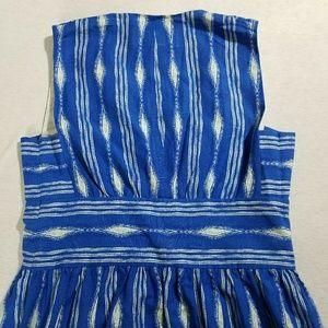 Anthropologie Dresses - Anthropologie Maedchen Skywriter maxi dress 12